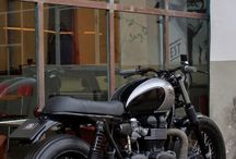 Cooper / Motorcycles