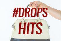 DROPS HITS / Tudo que é hit no mundo fashion você encontra aqui! #DropsHits #Fashion  http://www.dropsdasdez.com.br/category/drops-hits/