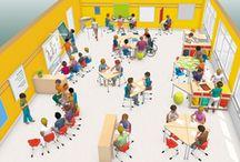diseño de aulas