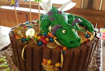 Hip hooray cakes / cakes I've created