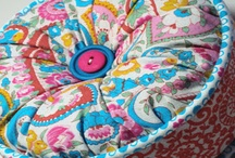 Pin Cushion Tutorials/Ideas / by AtlantaModQuiltGuild