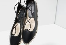 Lace And Tie Up Your Flats.