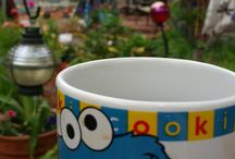 Coffee in the garden / Enjoying your TheQueenbean.com #coffee outside! #millscoffee #thequeenbean