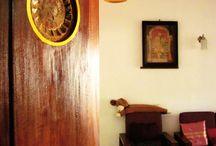Indian room decor