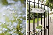 Wedding Finishing Touches and Styling