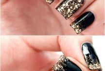 Nail Art / Nail art designs can often look really complex but you will find here that cool nail designs are actually easier than you previously thought, whether you want cute nails, fall nails, nail tutorials there will be a pin for you here, simple nail art is the best and you will be able to create intricate designs with a lot more ease than you thought possible these cute and trendy nail ideas will inspire you there are many creative ideas such as white negative chevrons and Lord of the Rings nails.