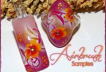 Airbrush Samples