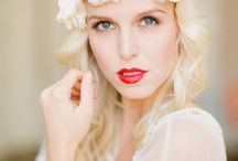 White Hot Wedding Inspiration / by CHROMATICgallerie