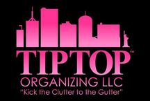 Tip Top Organizing / by local mom scoop