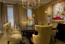 Dining rooms / Create that perfect dining room to fit your needs!