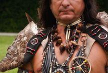His Native People / by Wanda Barcus