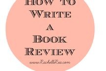 How To Write A Books Review