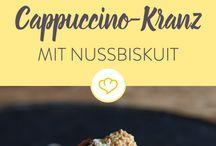 Cappuccino Kranz