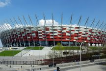 Euro 2012 stadiums / by Michael D Ceckiewicz