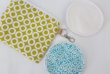 Breastfeeding zipper pouch sets