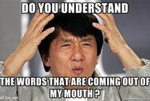 Chinese 中文 / 你听得懂话从我的嘴巴出去吗?