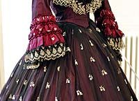 1800-1900'S DRESSES (1) / Elegant dresses and gowns that are beautiful in color and very eye catching.All the elegance of the 1800 and 1900's / by Sandra Hozey