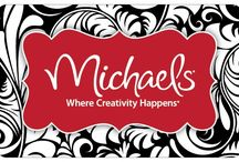 Michaels ~ Craft Store / by carie ferrell