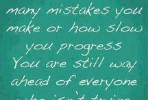 Wise Sayings.