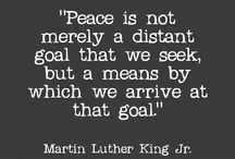 Peaceful Quotes  / by From War to Peace