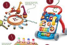 Geschenkideen & Spielzeuge