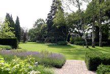 tuinstijl: klassieke tuin