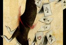 tarot and cards