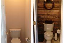 Bathroom / by Pamela O'Connor