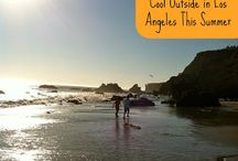 Summer in Southern California / Summer fun. / by WALK SIMPLY Outdoors, Hiking, Walking, Play