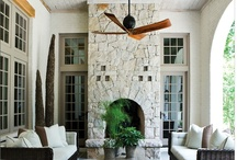 outdoor spaces / by Amanda Andrews