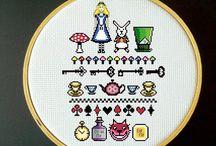 Cross Stitch - Sassy&Sweet / Cross Stitch patterns and ideas