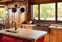 Rustic Kitchen Inspiration