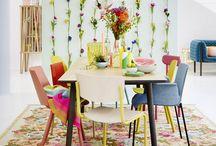 Decor - Inspiration - Dining Area
