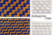 color crochet stitch