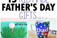 Father's Day! / Ideas, Activities, Gifts and More!