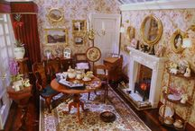 Dollhouse rooms