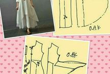 pola baju abaya