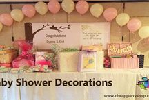 Baby Shower Decorations & Party Supplies