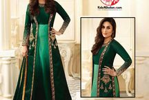 Bollywood Celebrity Salwar Suits / Buy Bollywood collection latest suits at low price, Get best discount @ kalaniketan-com.  #bollywood #celebrity #salwarkameez #suits #dresses #designer #wear #kareena #kapoor #kareenakapoor #khan #Indian #salwarsuits #partywear #party #anarkali #wedding #reception #Georgette #embroidery #designs #beige #green #pink #peach #cream #cyan #magenta #colored