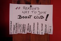 Why to join Boost club