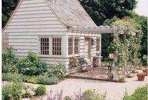 Cottage/garden house