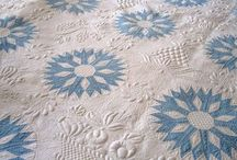 Trapunto Quilts / Trapunto Quilts