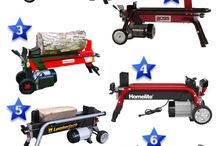 Best Log Splitters / A collection of the best log splitters including both gas powered and electric. This is a board created by Relevant Rankings (www.relevantrankings.com) where we review, rate and rank various products, services and topics.