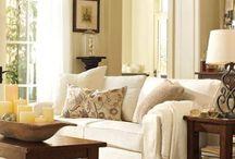 Home - Living Room / by Karen Wong