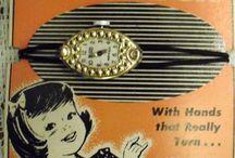Vintage / Childhood memories / by Kathy Gage-Hollan