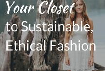 Sustainable and ethical style