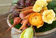 Bukiety warzywne