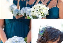 Colored Weddings - Blue / by Bethan Johnston