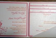 Ideas for my Wedding / by Miranda Gordon