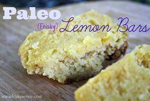 food low carb/paleo-dessert / recipes / by LuAnne Schendel